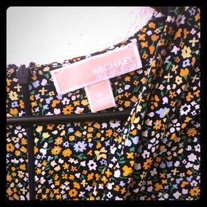 Michael Kors Flower print dress